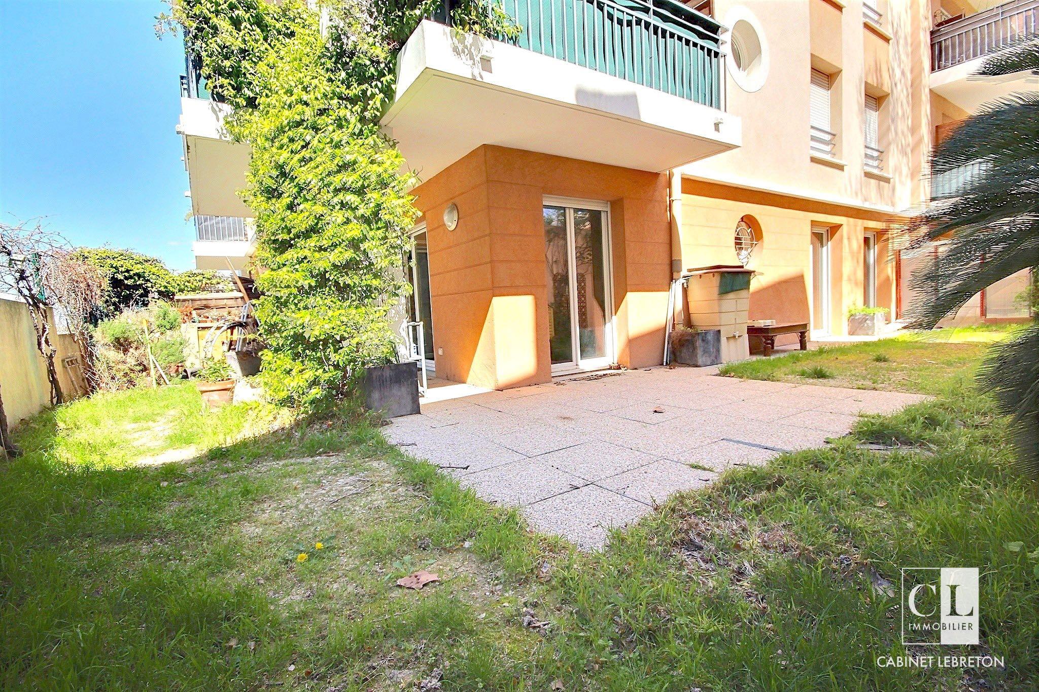 Appartement vendre marseille 10e t3 de 2008 avec terrasse jardin et parking priv - Terrasse et jardin marseille ...